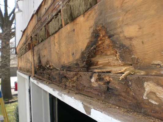 Kansas City S Wood Rot Repair